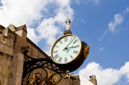Town Council Clock