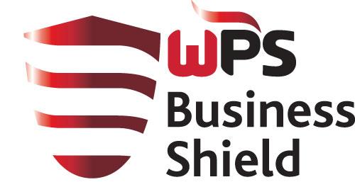 WPS Business Shield Logo